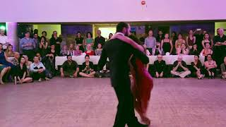 Gianpiero Galdi & Lorena Tarantino (2) - Toronto Tango Festival 2019