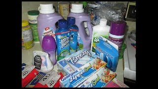 DollarTree HouseHold Product Empties!! (July2019)