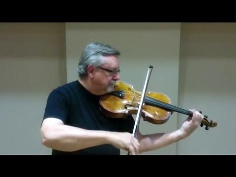 Campagnoli #3- 2015 TMEA All-State Viola Etude