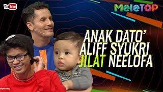 Anak Dato' Aliff Syukri jilat Neelofa masa interview? | Nabil, Haqiem Rusli, Datin Sri Nur Shahida MP3