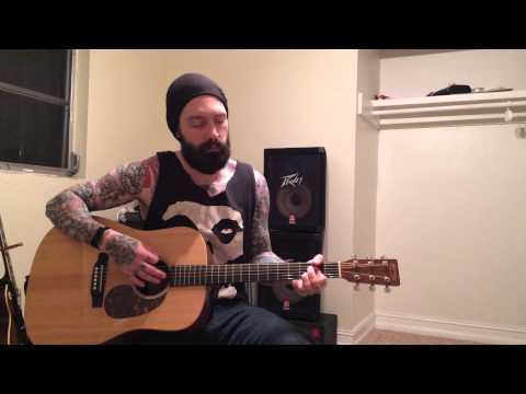 Alkaline Trio - Fine Without You (cover)