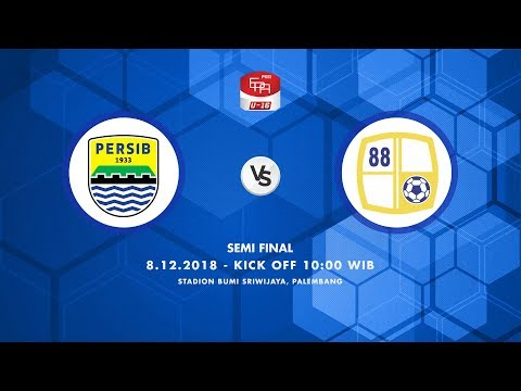 [Highlights] Elite Pro Academy PSSI U-16 | PERSIB 3-1 Barito Putera | 8 Desember 2018 SEMIFINAL Mp3