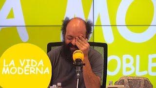 Ignatius rompe las pantallas de la SER y tiene que pagar 1.800 euros #LaVidaModerna