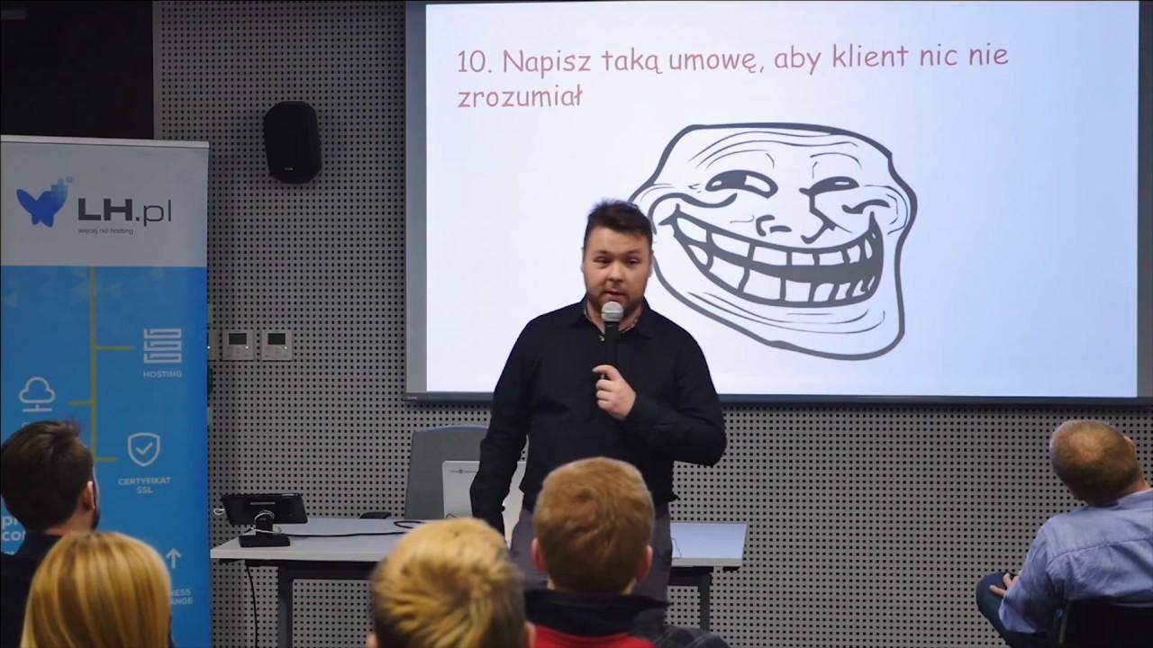 20 sposobów na zostanie beznadziejnym freelancerem – Jakub Pusiak