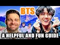 Reacting to A HELPFUL AND FUN GUIDE TO BTS 2020 By ohjohnny!   TEACH ME ARMY! 😁❤