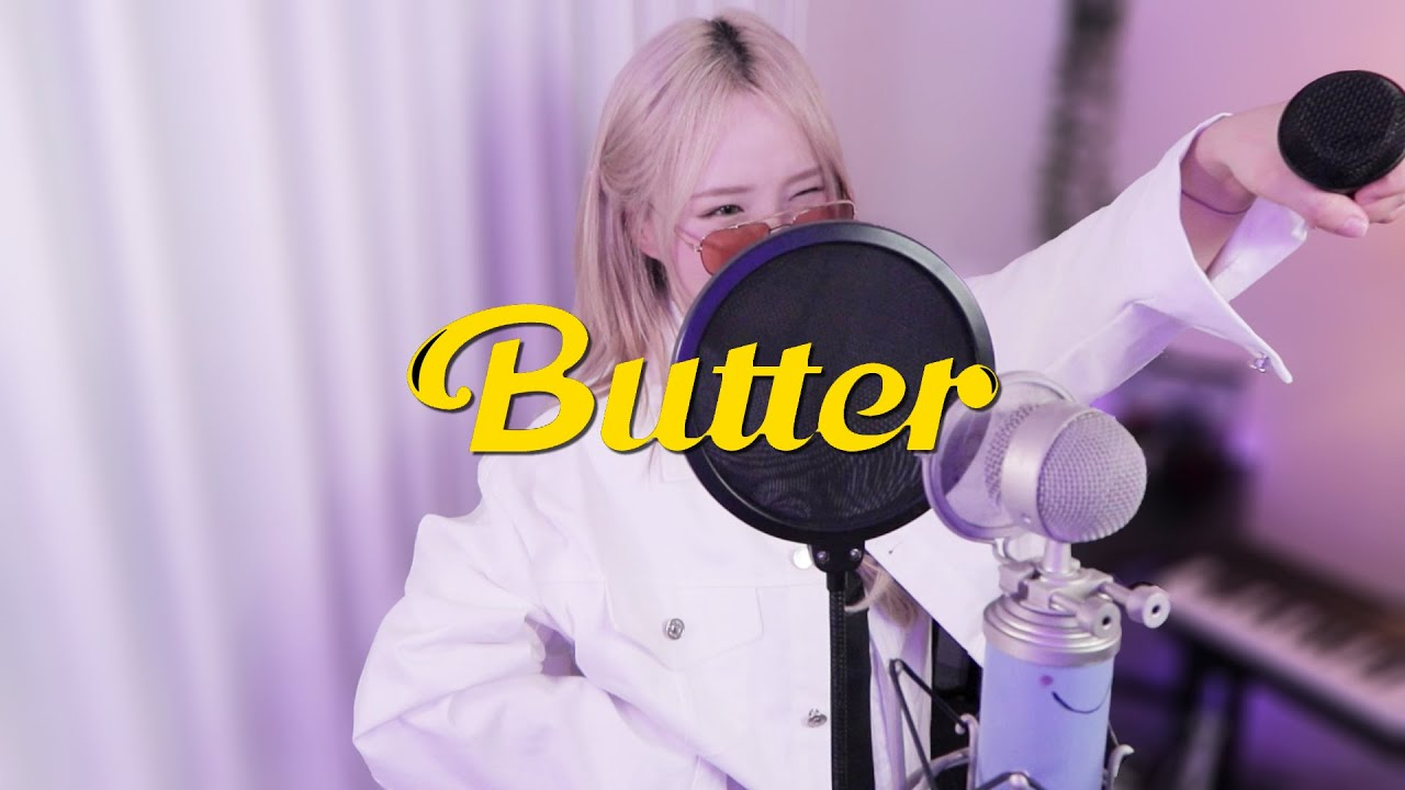 BTS(방탄소년단) - 'Butter' COVER by 새송|SAESONG