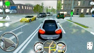 Car Driving School 🚐  Sport Car Parking #1   Android Game Play