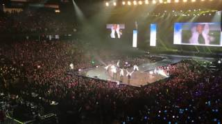 Video BTS Outro: Wings -THE WINGS TOUR IN CHICAGO download MP3, 3GP, MP4, WEBM, AVI, FLV Juli 2018
