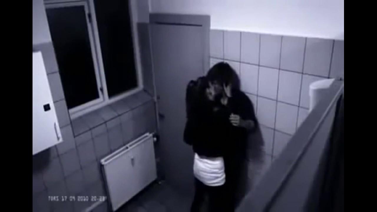 Washroom Boy girl sex