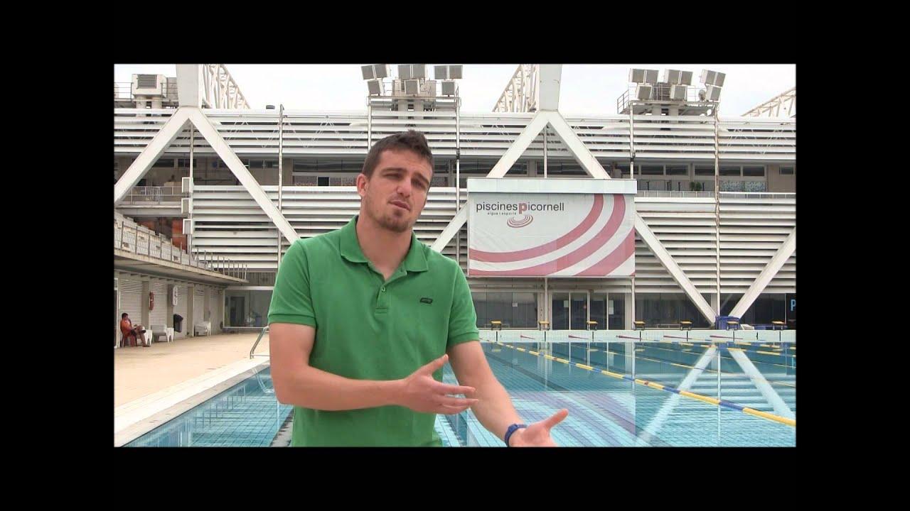 Piscines picornell youtube for Piscines picornell