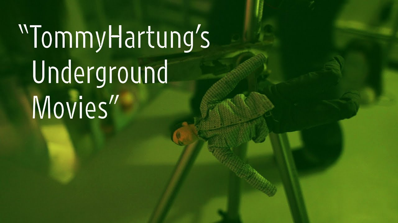 Tommy Hartung's Undergound Movies | New York Close Up | Art21