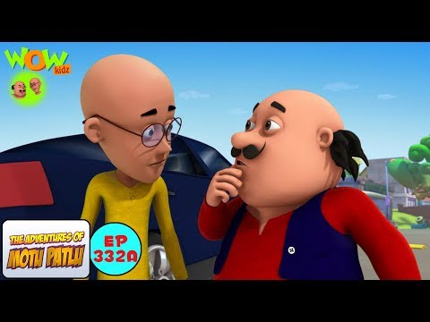 Motu Patlu aur Lalchi Alien - Motu Patlu in Hindi - 3D Animation Cartoon for Kids -As seen on Nick thumbnail