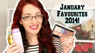 JANUARY FAVORITES! Best Drugstore & High End Products 2014! Thumbnail