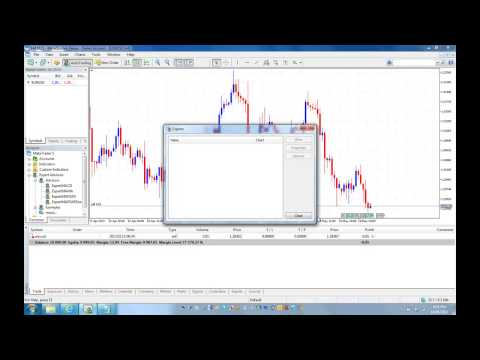 "MT5 ""Metatrader 5"" Overview Tutorial"