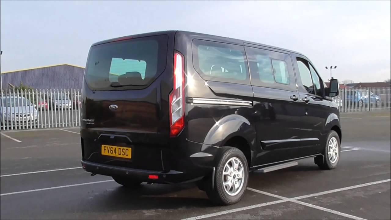 Ford Transit 350 >> Ford Transit 2014.5 Custom Van 300 Tourneo 2.2 155 ...