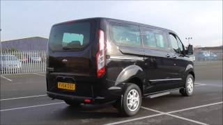 Ford Transit 2014.5 Custom Van 300 Tourneo 2.2 155 Titanium Bus U106165