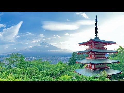 Япония Фудзи. Лучшее место для посещения в стране.
