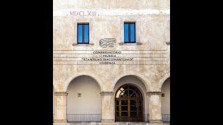 OFFICIAL TRAILER - Conservatorio Di Musica Statale Di Cosenza