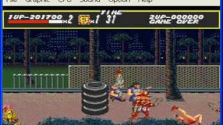 "Streets Of Rage —  ""jackie Chan"" Moments Tribute"