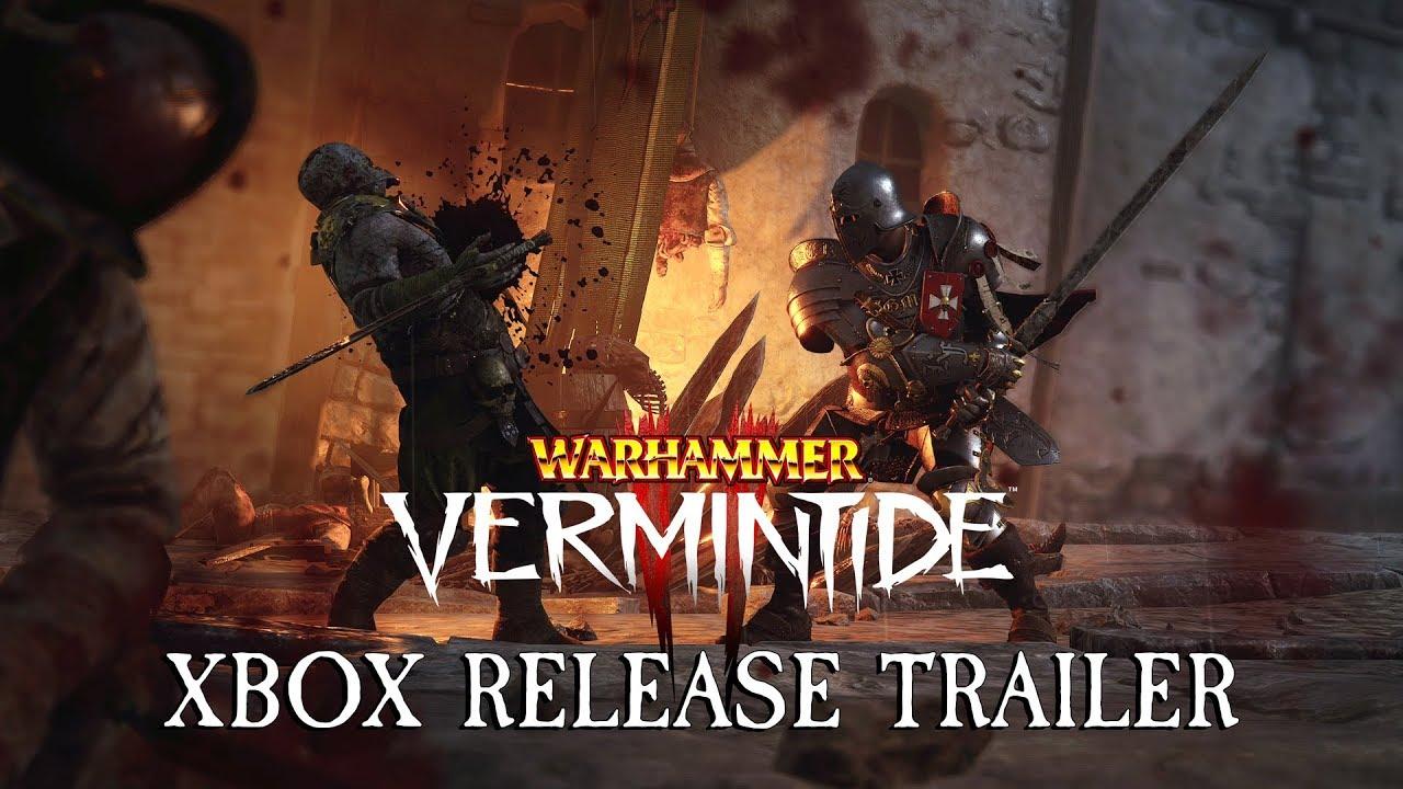 Warhammer: Vermintide 2 - Xbox One Release Trailer