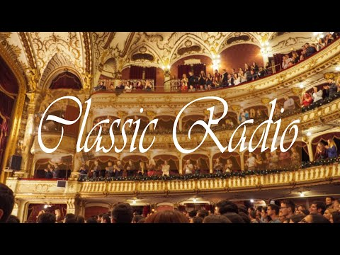 Classic Radio • Smooth Baroque Classical Music - Relaxing & Sweet Classical 공부할때 듣는 집중력UP 클래식