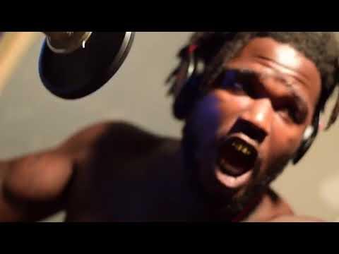G-Roc Tha Dealer &Lil Hot  (Hustle) in studio video