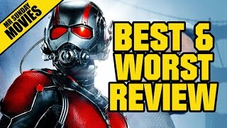 ANT-MAN Review - Best & Worst Of (Spoiler Free)