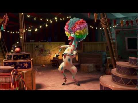 Madagascar 3: Europe's Most Wanted - Mad Again