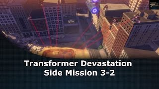 Transformers Devastation Side Mission 3-2