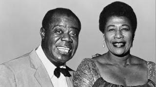 """Ella Fitzgerald & Louis Armstrong  """"I"""