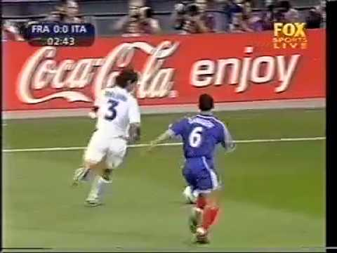 France vs Italy EURO 2000 Complete