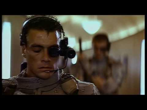 J.C.V.D - Universal Soldier 1 [1992] - Trailer (Full HD 1080p)