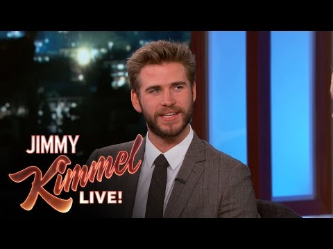 "Liam Hemsworth on His Brother Chris Being the ""Sexiest Man Alive"""
