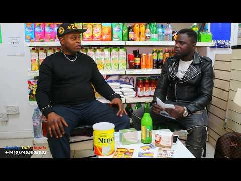REALITY TALK Avec CONGO SHOP: Theme: Consommons Congolais