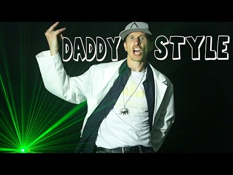 Usher - Yeah!  MUSIC VIDEO DAD PARODY