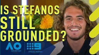 Stefanos Tsitsipas' unbelievable generosity to Australia | Wide World of Sports