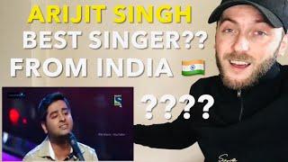 UK RAPPER & SINGER Reacts To Arijit Singh   Tum Hi Ho ( Live At Indian Idol )