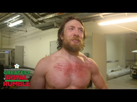 Battered Daniel Bryan breaks Royal Rumble Match record: WWE Exclusive, April 27, 2018