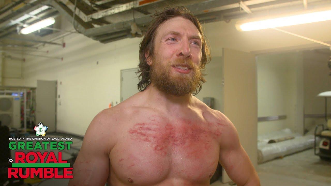 Daniel Bryan Greatest Royal Rumble