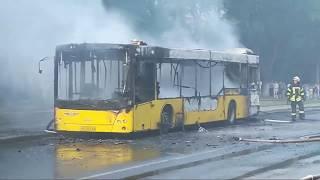 видео Автобусы Киев