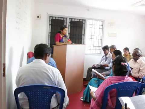 Session 2 - Divine Healing Technician Training - Dec 20, 2017, Chennai