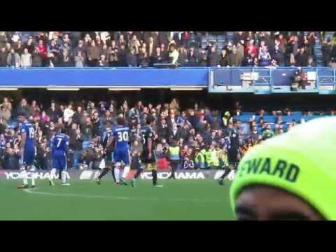 Chelsea FC - West Bromwich Albion FC (Chelsea FC Anthem)