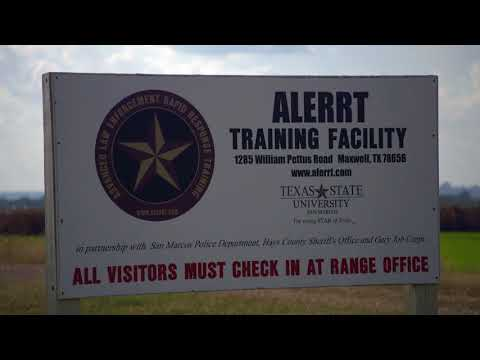 Active Shooter Training in Texas: Daily Planet
