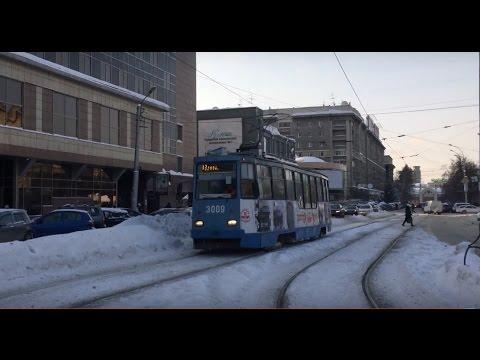 Day One in Novosibirsk -- Первый день в Новосибирске