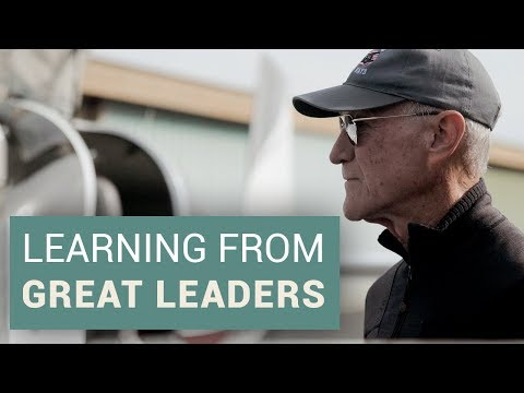 Dr. Jerry Jackson: Learning from Great Leaders | Faculty Spotlight