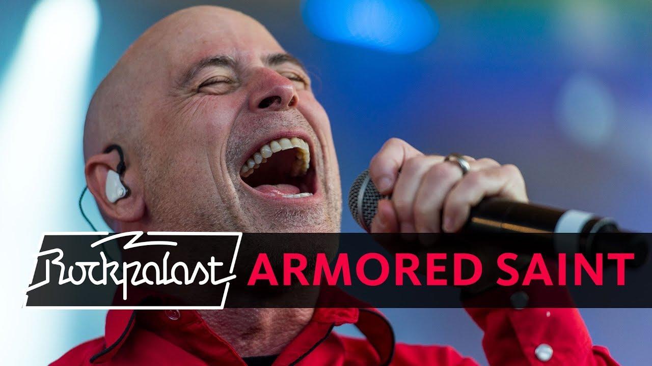 Armored Saint live   Rockpalast   2018
