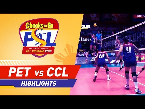 Highlights: Petron vs. Cocolife | PSL All-Filipino Conference 2018