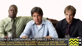 "Men of A Certain Age After Show  Season 2 Episode 9  "" A League of Their Own ""  I AfterBuzz TV"