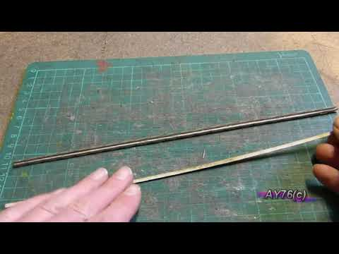 Building A Model Railway – Scenics (Trackside Concrete Trunking)