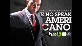 Don Omar Ft Pitbull & Voltio - Me No Speak Americano